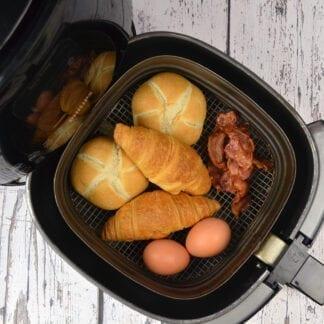 Ontbijt & Lunch Airfryer recepten